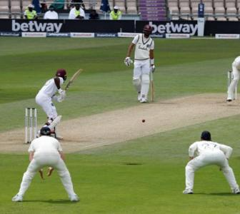 PHOTOS: England vs West Indies, 1st Test, Day 3