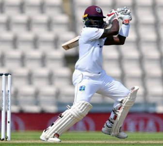 PHOTOS: Blackwood shines as West Indies beat England