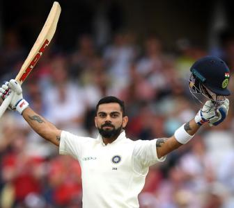 'Kohli never stops learning'