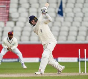 PHOTOS: England vs West Indies, 2nd Test, Day 4