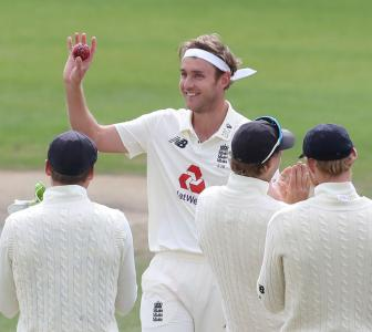 ICC Test rankings: Broad leaps to 3rd spot
