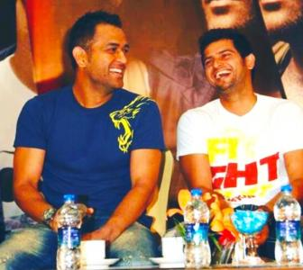 Raina is missing Dhoni, shares throwback photo