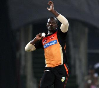 IPL: Sammy loses cool over racist word