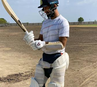 SEE: Test star Pujara back in the nets