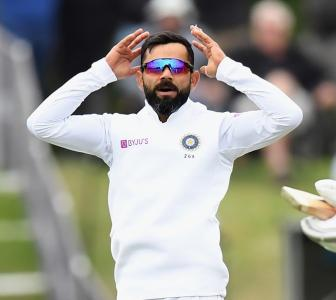 Why Kohli lost his cool on scribe after series loss...