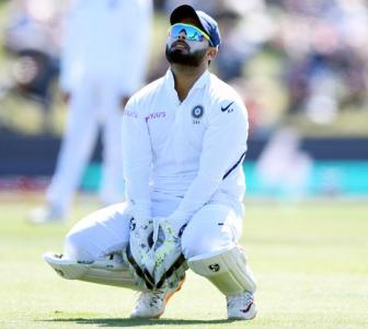 Why Pant got the nod ahead of Saha in New Zealand