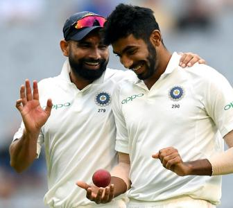 Kohli reveals India's future plans for pace attack