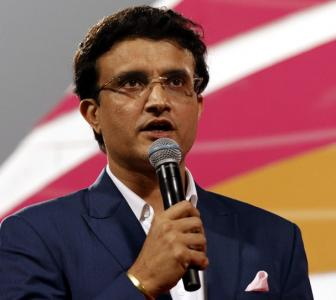 Is Ganguly hinting IPL could be held outside India?