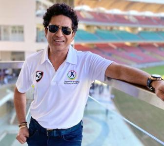 Tendulkar donates Rs 50 lakh to fight COVID-19