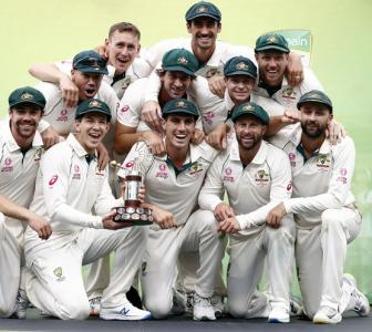 Australia is World No 1 Test team; India slip to 3rd
