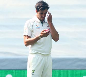 Australia restricts using saliva to shine cricket ball