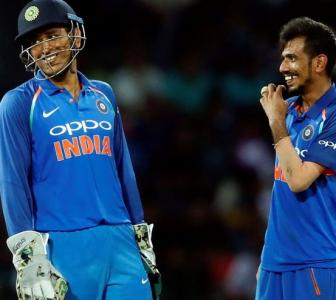 Chahal misses being called 'tilli' by Dhoni