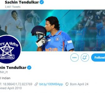 What's so unique about Sachin, Virat's Twitter DP