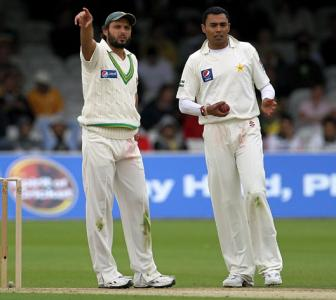 Kaneria hints Afridi axed him because of his religion