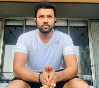 Join Rohit in supporting #PlayforIndia initiative