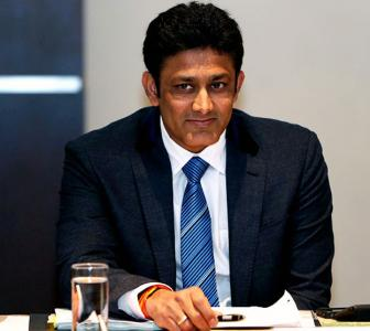 Saliva ban interim measure but wax not allowed: Kumble