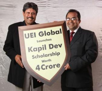 Rs 4 cr Kapil Dev Scholarship Program for students