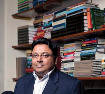 Ashwin Sanghi: 'I received obnoxious comments for my book'