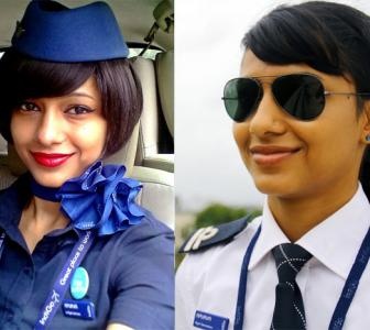 From cabin to cockpit: How Apurva Gilche became a pilot