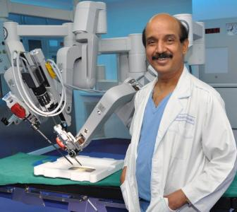 From an Indian village to one of the world's top surgeons