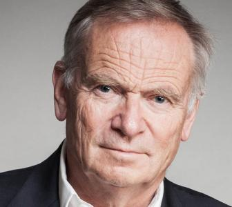 Jeffrey Archer: 'I enjoyed watching Rahul Dravid bat'