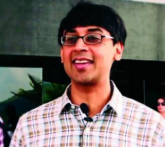 Numero Uno: This Indian has won the math Nobel
