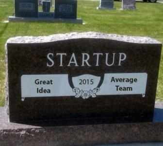 How not to kill your start-up