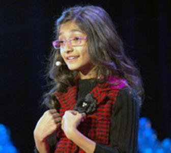 This 10-year old is the youngest Indian TEDx speaker