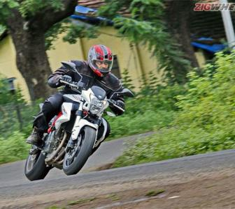 Bike review: Benelli TNT 600 i ABS