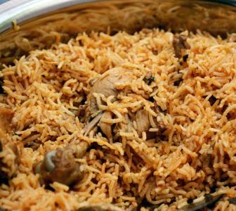 Christmas recipe: Chicken Biryani and Macaroons