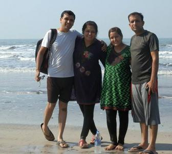 'Murud (Dapoli) is one of the cleanest beaches in India'