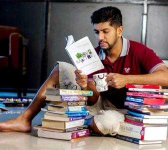 He wants to make India read