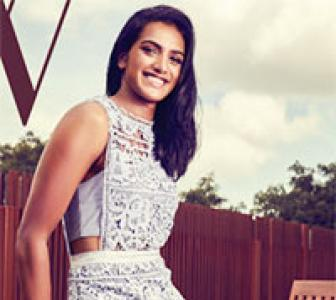 PV Sindhu is an absolute diva on mag cover. Agree?