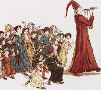 The modern-day Pied Pipers luring our children to death