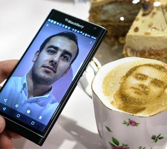 The selfie coffee: It's the next level of selfie obsession!