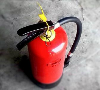 Know how to use a fire extinguisher? It's never too late to learn!