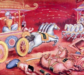 Sai's Take: A political Mahabharatam