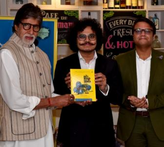 Watch: Amitabh talks about the book Aaradhya loves