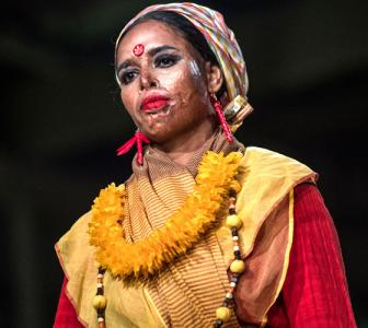 #Sheroes: 8 acid attack survivors shine on London ramp