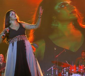 Watch: Sona Mohapatra's magnificent performance
