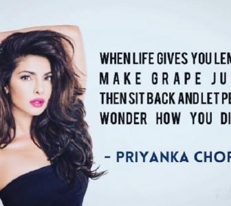 How Priyanka Chopra shuts down haters