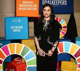 Indian anti-acid attack champ wins UN award