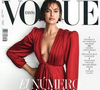 Hot alert! Model Irina Shayk demands your attention