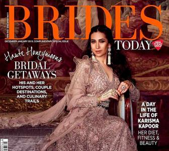 Karisma channels her inner princess