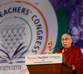 'India the only country that can combine modern & ancient education'