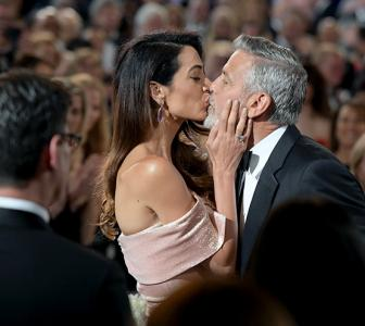 Amal Clooney: 'His smile makes me melt every time'