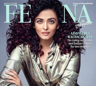 Why is everyone gushing over Aishwarya's new curls