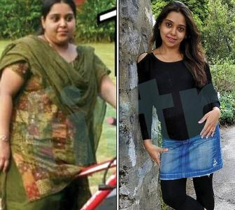 Fat to fit: This mum lost 51 kg in 14 months
