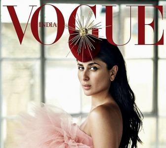 Kareena in a hat! The sexiest thing you'll see all day