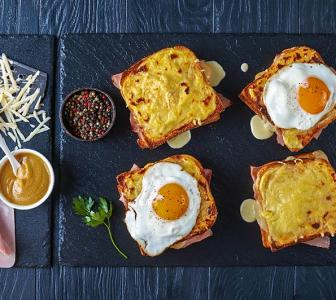 Recipe: How to make a classic Croque Monsieur